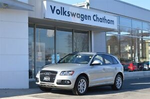 2013 Audi Q5 2.0T quattro Heated Leather