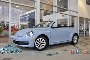 VOLKSWAGEN BEETLE CONVERTIBLE 2013**HIGHLINE**MAGS**CUIR**BLUETH