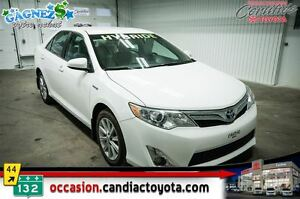 2013 Toyota CAMRY HYBRID XLE * AUTO * AC * MAG * SEULEMENT 48624