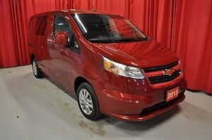 2015 Chevrolet City Express LT - One Owner