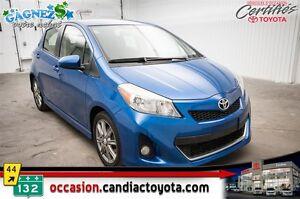 2012 Toyota Yaris SE * MANUEL * AC * PACK ELECTRIQUE *