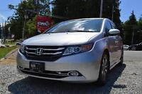 2014 Honda Odyssey Touring Vancouver Greater Vancouver Area Preview