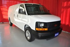 2016 Chevrolet Express 2500 Cargo EXT