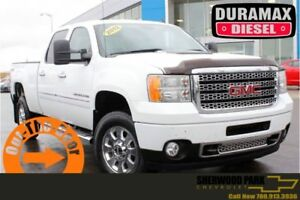 2012 GMC Sierra 3500HD Denali| Sun| H/C Leath| Heat Wheel| Bose®