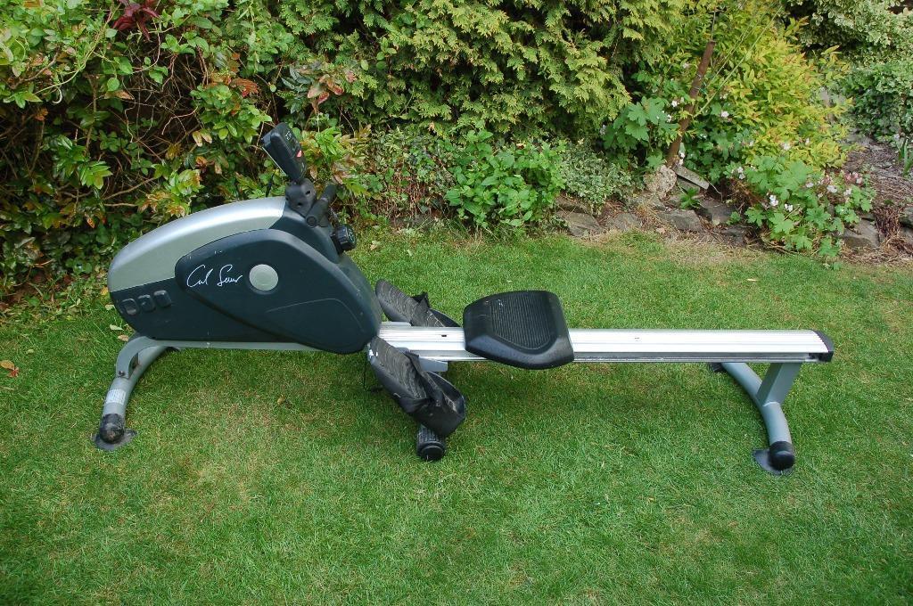 Lewis Rowing Carl Lewis Rowing Machine