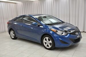 2014 Hyundai Elantra GL COUPE w/ BLUETOOTH, HEATED SEATS, SPOILE