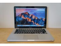 APPLE MACBOOK PRO A1278 2011-excellent condition-intel core i7-2.7GHz/4GB/500GB
