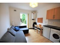 A must see 1 bed flat with private garden