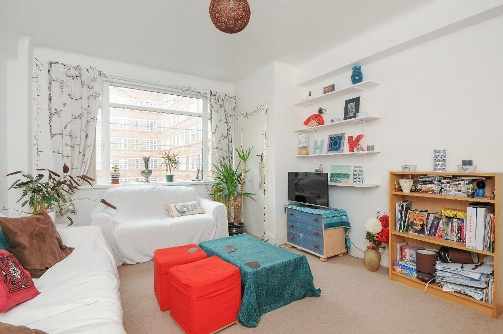 A Lovely Two Bedroom Flat In Du Cane Court - £1600pcm