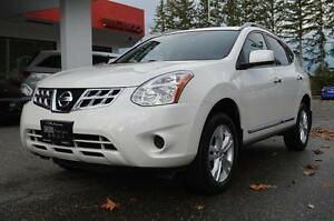 2012 Nissan Rogue SV / AWD / Leather