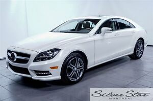 2014 Mercedes-Benz CLS550 4matic Coupe Premium Package, LED Ligh