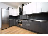 Well Located Contemporary 2 Double Bedroom Flat, Wood Floors, 2 Bathroom Suites, Shops Nearby