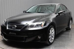 2013 Lexus IS 250 AWD CUIR TOIT OUVRANT MAGS