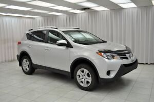 2015 Toyota RAV4 LE FWD SUV w/ BLUETOOTH, HEATED SEATS, USB/AUX