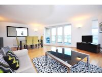 A stunning 2bed2bath, designer furnished, river front apt in BENBOW HOUSE, NEW GLOBE WALK, SOUTHBANK