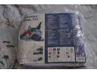 Inflatable Shark Brand New