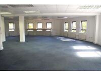 1550 sq ft Office Space Available, Bournemouth! Option for Resizing space size if required!