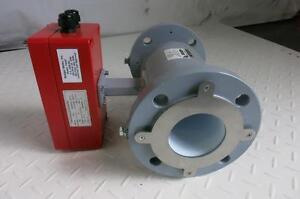 Badger Meter Electromagnetic Flow Meter 7500P, 24-690 GPM, SN012-106