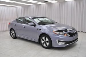 "2012 Kia Optima """"ONE OWNER"""" HYBRID SEDAN w/ BLUETOOTH, HEATED"