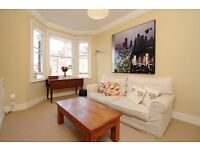 A BRIGHT AND AIRY TWO DOUBLE BEDROOM FIRST FLOOR FLAT ON LIMBURG ROAD, BATTERSEA