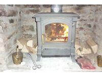 HARMONY 13 MULTI-FUEL STOVE (wood stove)