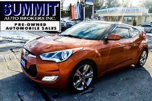 2012 Hyundai Veloster Tech Package | NAVI | BACK-UP-CAMERA | CAR