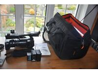 Sony PMW-EX1 1920x1080i XDCAM EX SxS Solid State NTSC/PAL Camcorder Excellent condition No scratches