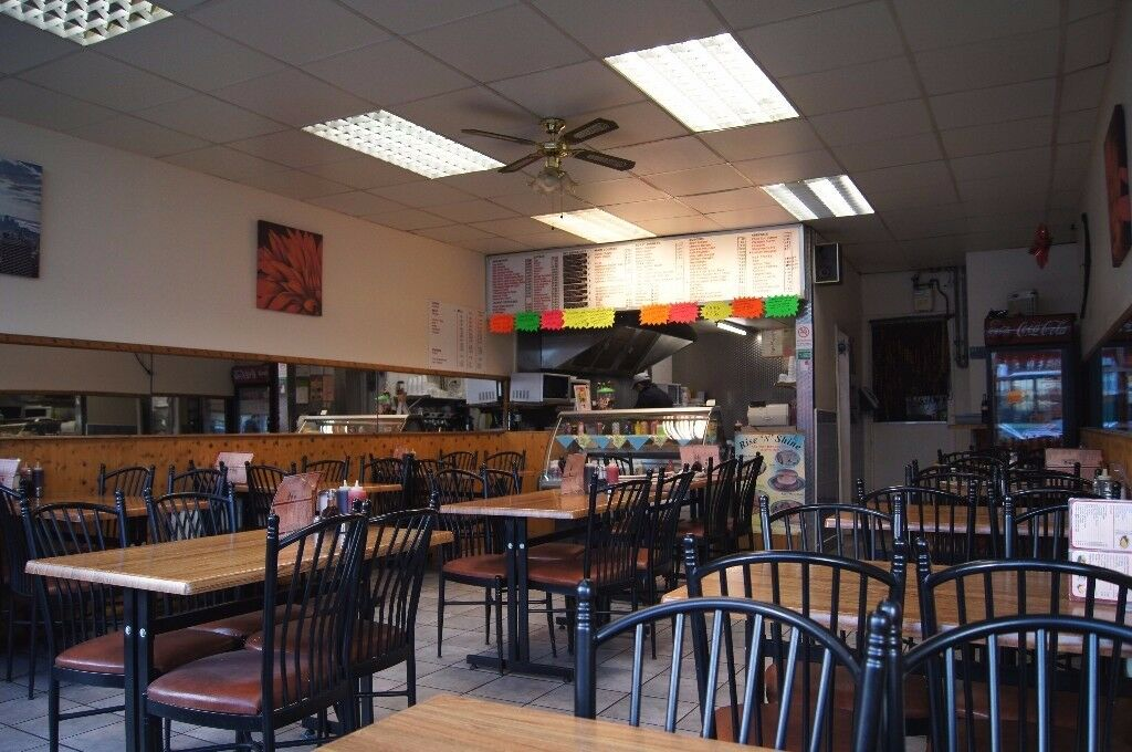 BUSY HIGH ROAD CAFE FOR SALE
