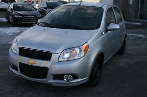 2009 Chevrolet Aveo Aveo 5 LSAUTOMATIQUE/ SEULEMENT 81185 KM!!