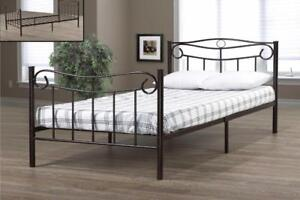 IRON BED - GIVE CONTEMPORARY TOUCH TO YOUR BEDROOM (BD-1108)