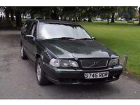 1998 Volvo V70 2.5 Torslanda 10v 5dr Petrol Estate