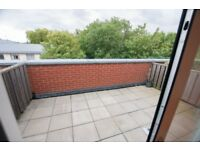 Great Deal! Spacious two bed with balcony a few minutes' walk to Stoke Newington station!