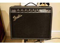 Fender Custom Princeton Reverb FSR Black & Blue Limited Edition
