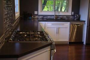 Custom concrete countertops and more London Ontario image 6