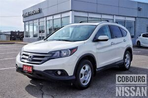 2014 Honda CR-V Touring Navi Leather  FREE Delivery
