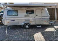 Eriba 540GT Touring Caravan