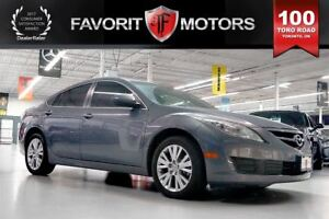 2010 Mazda MAZDA6 GS-I4 | PWR SEAT | BLUETOOTH | SUNROOF