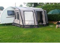 Vango Kalari 420 Airbeam awning, as new.