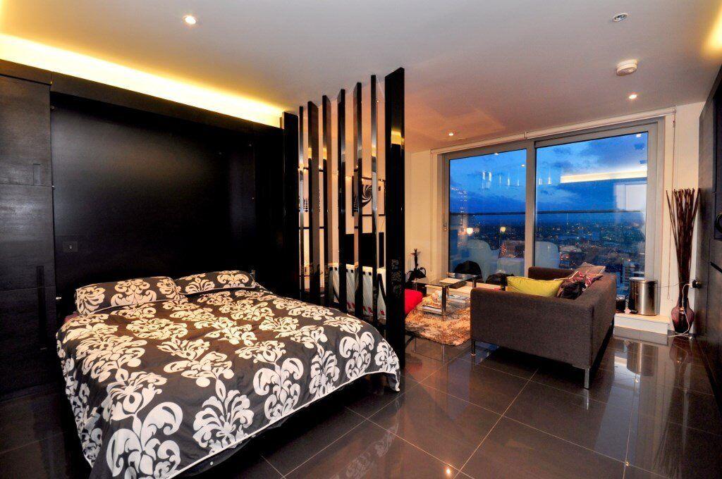 34th Floor Studio Pan Peninsula E14 Canary Wharf