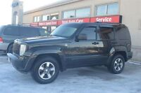 2008 Jeep Liberty TRAIL RATED 4x4 w/ SUNROOF