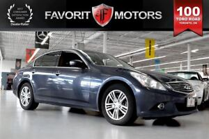 2010 Infiniti G37X Luxury AWD | NAVIGATION | BACK-UP CAM | SUNRO