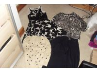 SELECTION OF SIZE 8 LADIES CLOTHES VARIOUS ITEMS