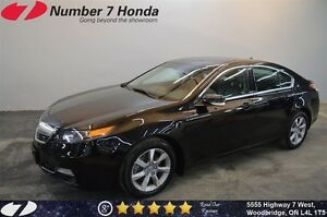 2012 Acura TL Tech| Leather, Navi, Backup Cam, Power Group!