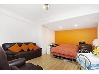 NEW BRIGHT STUDIO AVAILABLE IN MAIDA VALE - LOVELY BUILDING WITH PORTER - SOME BILLS INCLUDED - £350