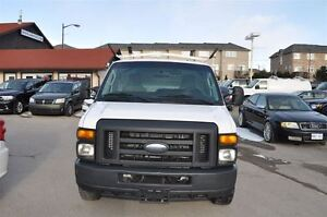 2013 Ford E-250 Commercial FULLY LOADED