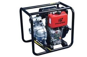 "3"" Diesel Fire Pump - Perth - Be bushfire ready Wangara Wanneroo Area Preview"