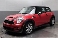 2011 MINI COOPER S MAGS TOIT CUIR