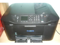 Canon MAXIFY MB2050 A4 Colour Multifunction Inkjet Printer Print/Scan/Copy/Fax