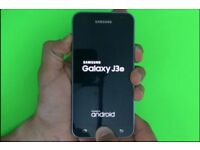Samsung J3 8GB and SD card slot excellent condition