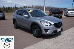 2015 Mazda CX-5 GX! Extended Warranty! Manual! One Owner!